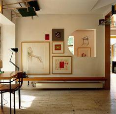 Hexenhaus - Smithson interior