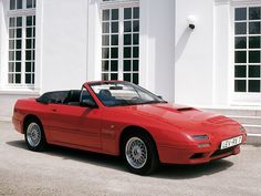 Mazda RX-7 Turbo II Convertible (1988 – 1991).