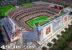 49er Nation: Niners for Life!  New stadium