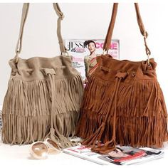 Women Bag Handbags Tote Over Shoulder Crossbody Sling Summer Tassel Purse Suede Fringe Big Cool Female Bolsa Designer Motorcycle * Want additional info? Click on the image.