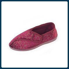 2b253a5cf12f2 Doreen Ladies Extra Wide Lightweight Slippers. See more. Sandpiper Damen  Slipper