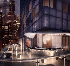 W Hotel Downtown NYC