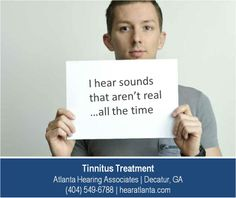 http://www.hearatlanta.com – I am the face of tinnitus. One of millions of Americans suffering from a condition that has no outwards indications of disease or disability. Tinnitus is real and disrupts many lives. Fortunately treatment options do exist. Start your search for a tinnitus cure at Atlanta Hearing Associates in Decatur, GA.