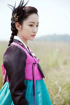 "전혜빈 - Jeon Hye-Bin - ""The Joseon Gunman"""