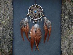 Dreamcatcher Native American inspired room decor car mirror dangle rear view mirror charm car boho hippie accessory