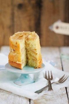 Der für-die-liebsten-Freunde-Kuchen: Beschwipster Apfelkuchen im Glas.   Lykkelig   Bloglovin'