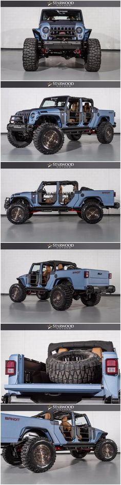 Starwood Bandit Jeep