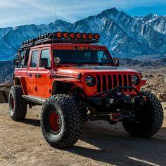 Jeep Gear, Jeep Jl, Jeep Truck, Jeep Wrangler Girl, Jeep Wrangler Rubicon, Custom Jeep, Jeep Gladiator, Jeep Life, Cool Trucks