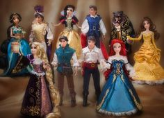 August 9, 2013 - New limited-edition Disney Fairytale Designer Dolls, Art of Ariel, and Disney∙Pixar among new product collections revealed at Ultimate Disney Fan Event