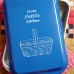 the cake pan lady-- makes custom cake pans. tons of designs to choose from-- great bridal and baby shower gift!!