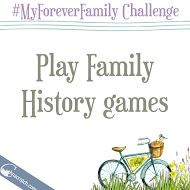 Looking forward to today's challenge! So many great game ideas here! #MyForeverFamily #Hallelujah