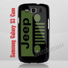 Jeep Logo Samsung Galaxy S3 Case