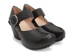 John Fluevog Prepare Leader black size 8 women's platform shoe #JohnFluevog #PlatformsWedges #Casual