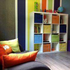 Ausgefallene Kinderzimmer von Myriam Galibert Amenagement