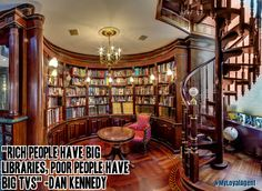 Would you like a library like this at home?