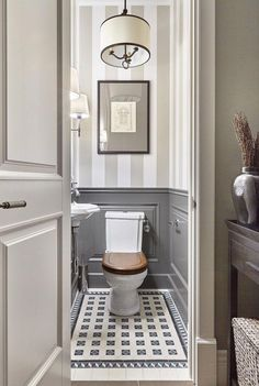 Wainscoting In Bathroom Ideas . Wainscoting In Bathroom Ideas . Bathroom Wainscoting What It is and How to Use It Best Bathroom Designs, Bathroom Design Small, Bathroom Interior Design, Bathroom Ideas, Small Bathroom Paint, Simple Bathroom, Bathroom Remodeling, Small Elegant Bathroom, Modern Bathroom