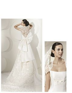 Franc Sarabia 2012 Spring Bridal Collection