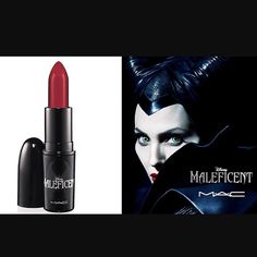 Mac Cosmetics Maleficent True Love's Kiss lipstick Limited Edition Mac Cosmetics Disney's Maleficent True Love's Kiss lipstick, new in box, never been used or opened. Maleficent - Angelina Jolie MAC Cosmetics Makeup Lipstick