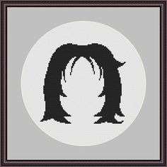 Check out this item in my Etsy shop https://www.etsy.com/listing/551662304/severus-snape-from-harry-potter-cross