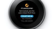 The solar eclipse may knock 9000 Megawatts of solar power offline https://link.crwd.fr/1oqb