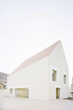 St Laurentius - C18 Architekten - photo by  Brigida Gonzalez