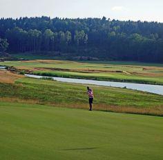 Anton Forsdik - Holma golf - hål 2