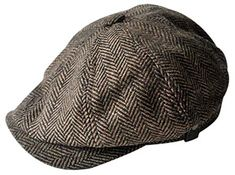 6c938672b7d MINAKOLIFE Mens Vintage Style  Shelby  Cloth Cap Hat Twill Cabbie Hat  newsboy Review Peaky