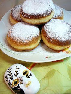 Sütikuckó: Bécsi farsangi fánk Churros, Donuts, Menu, Sweets, Bread, Cookies, Baking, Food, Hungary
