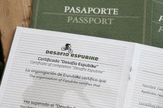 Pasaporte. Espubike. Sierra Espuna