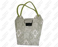 Buy #handmade paper Ladies #Purse online from #Handicraft Shops India