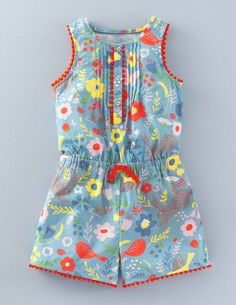 online shopping for Frogwill Toddler Girls Pretty Print Romper Summer Playsuit Soft Bluebell Field from top store. See new offer for Frogwill Toddler Girls Pretty Print Romper Summer Playsuit Soft Bluebell Field Girls Summer Outfits, Little Girl Outfits, Little Girl Fashion, Toddler Girl Dresses, Kids Outfits, Kids Fashion, Toddler Girls, Baby Boys, Frocks For Girls