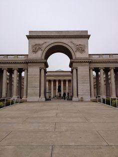Legion of Honor  - San Francisco, California
