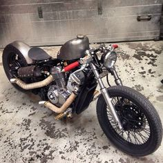 Honda Shadow 600 by Made Men Bikes | Bobber Inspiration - Bobbers and Custom Motorcycles July 2014