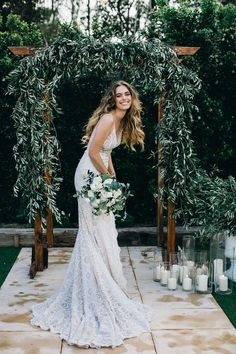 Under the Osteria Lights: Styled Shoot