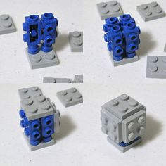 #LEGO #technique by Bram
