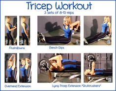 Tricep Workout