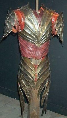 Day 15:Favorite Armor-Elven Armor