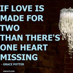 One Heart Missing   Grace Potter & The Nocturnals