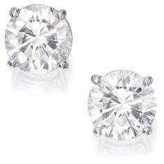 earrings ||| sotheby's n09199lot7mdx7en ❤ liked on Polyvore featuring jewelry, earrings, earring jewelry and wine jewelry