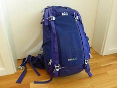 Meet Ali and Her REI Trail 40 Backpack Review - Her Packing List
