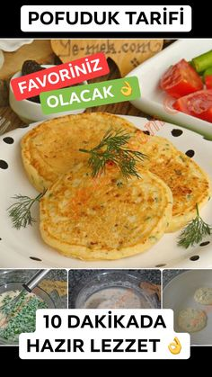 Breakfast Cheese Fluffy Pancake Recipe, How To . Asian Recipes, Mexican Food Recipes, Healthy Recipes, Ethnic Recipes, Healthy Food, Korean Fried Chicken, Food Pictures, Pancake Pictures, Food Menu