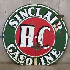 Sinclair Gasoline Sign – UrbanAmericana