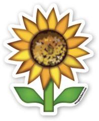 Sunflower | Emoji Stickers