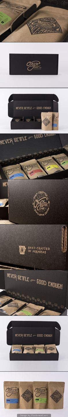 Onyx Coffee Lab Roasters Choice Packaging