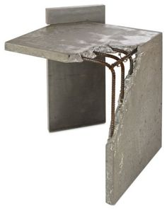 Concrete furniture ideas for kootenay folks — Molded Stone Concrete Furniture, Concrete Art, Concrete Projects, Rustic Industrial Decor, Rustic Decor, Sturgeon Bay, Gazebo, Outdoor Living, Woodworking