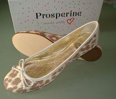 Calzature da donna e bambina con Prosperine. - Blogs - Dimmicosacerchi - Campioni omaggio