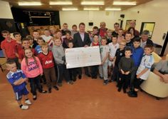 Grant helps youth centre go green