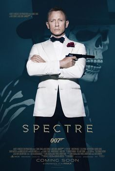 James Bond Spectre. Peut être un des meilleurs