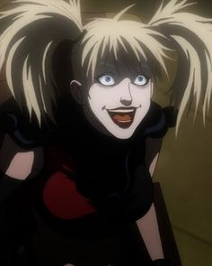 Image of Harley Quinn from BATMAN: ASSAULT ON ARKHAM