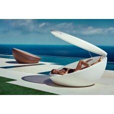 Luxury Vondom Ulm Lounge Daybed drehbarer Sitz